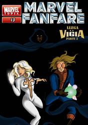 Marvel Fanfare 13 by sentinelstudio