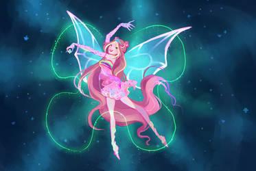 Flora enchantix  02 by AxelStardust