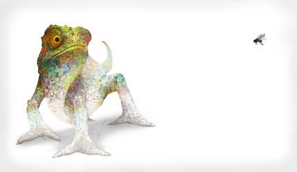Chameleon zen by GONY-04