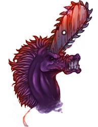 Unicorn power by Skrunch