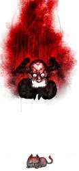 Evil action by Skrunch