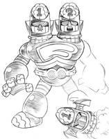 robot2 by GRAPEBRAIN