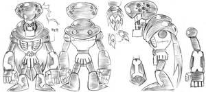 robot3 by GRAPEBRAIN