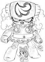 robot4 by GRAPEBRAIN