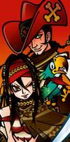 Pirate Nation_boss 4th by GRAPEBRAIN