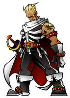 Pirate Nation_PirateFalcon_Eldest son by GRAPEBRAIN