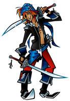Pirate Nation_PirateFalcon_Second son by GRAPEBRAIN