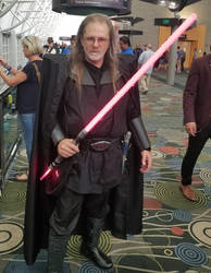 Sith Armor Cosplay-FanX Salt Lake 2018 by Roguewing