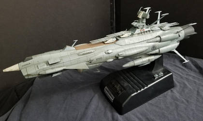 UNCF Andromeda-Starblazers 2202 by Roguewing