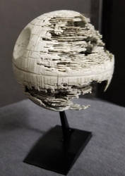 Death Star II-Bandai version by Roguewing