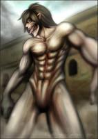 Attack on Titan by Mavoly