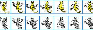 Flying Cat and Dog Base by DreyaCira