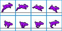 Bunny Hop Base by DreyaCira