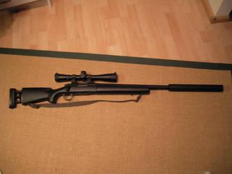 Tanaka M24 + Custom silencer by TheTomi