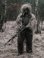 Winter Ghillie 1 by TheTomi