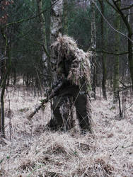 Winter Ghillie 5 by TheTomi