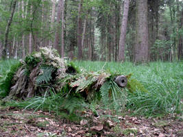 Ghillie suit-summer 3 by TheTomi