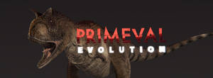 Primeval: Evolution - Carnotaurus by Benjee10