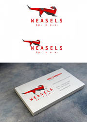 Weasels by Nation17