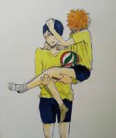 kagehina by Jetta-chan