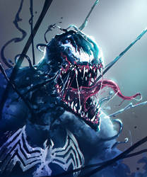 Venom by SW-Illustration