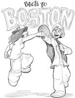Back to Boston by basakward