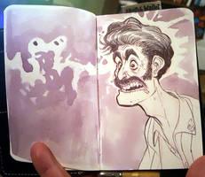 Psychotronic Man  by basakward