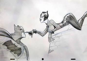 Batman Boop by basakward