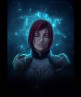 Jane Shepard - Mass Effect 3 by ellieshep