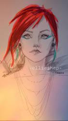 xSMAS present - Skipper - SMILE Fantasy by ellieshep