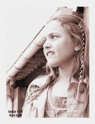 Girl by Falang