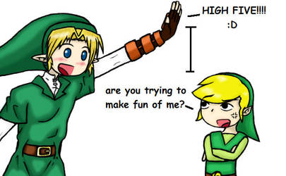HIGH FIVE -exclamation point- by YoMo715