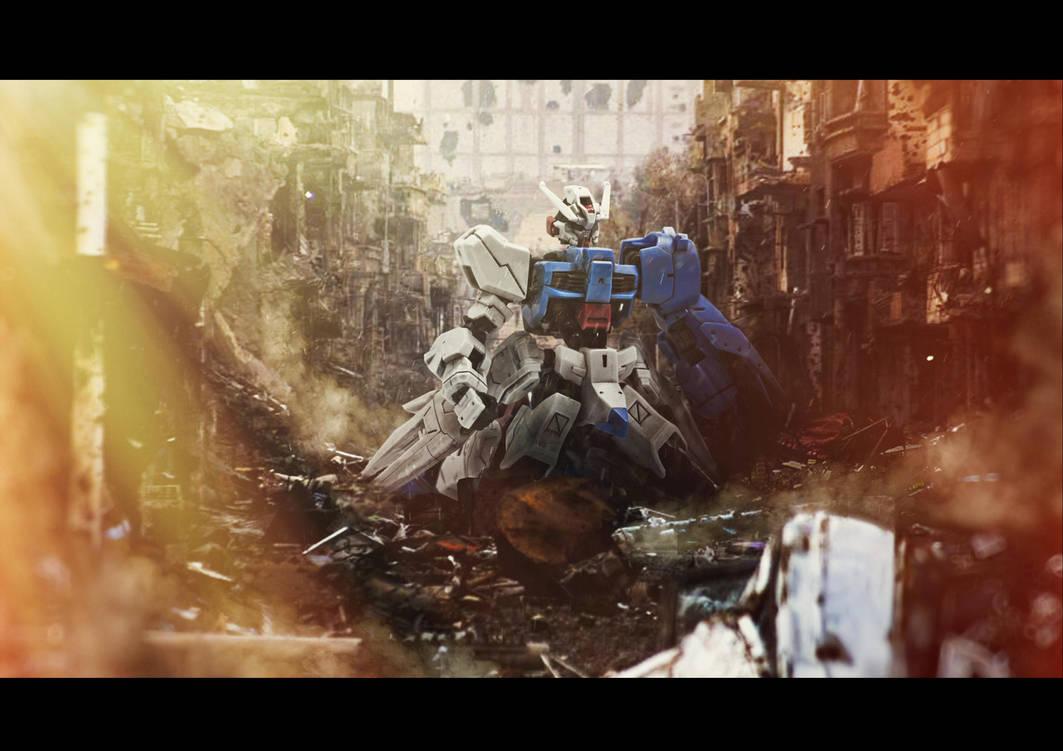 Astaroth Gundam After War by Rizkyuto