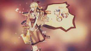 Wallpaper [ Rika ] Mystic Messenger by lKoizumil