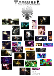 tag wall 4 2009 - 2010 by Soghen