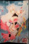 Racingdude's OC Request: Night of Burning Roses by Sinny2000