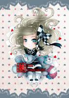 .:: Alice - Key of Wonderland ::. by Seiirei
