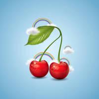 Cherry Fantasy by MelissaReneePohl