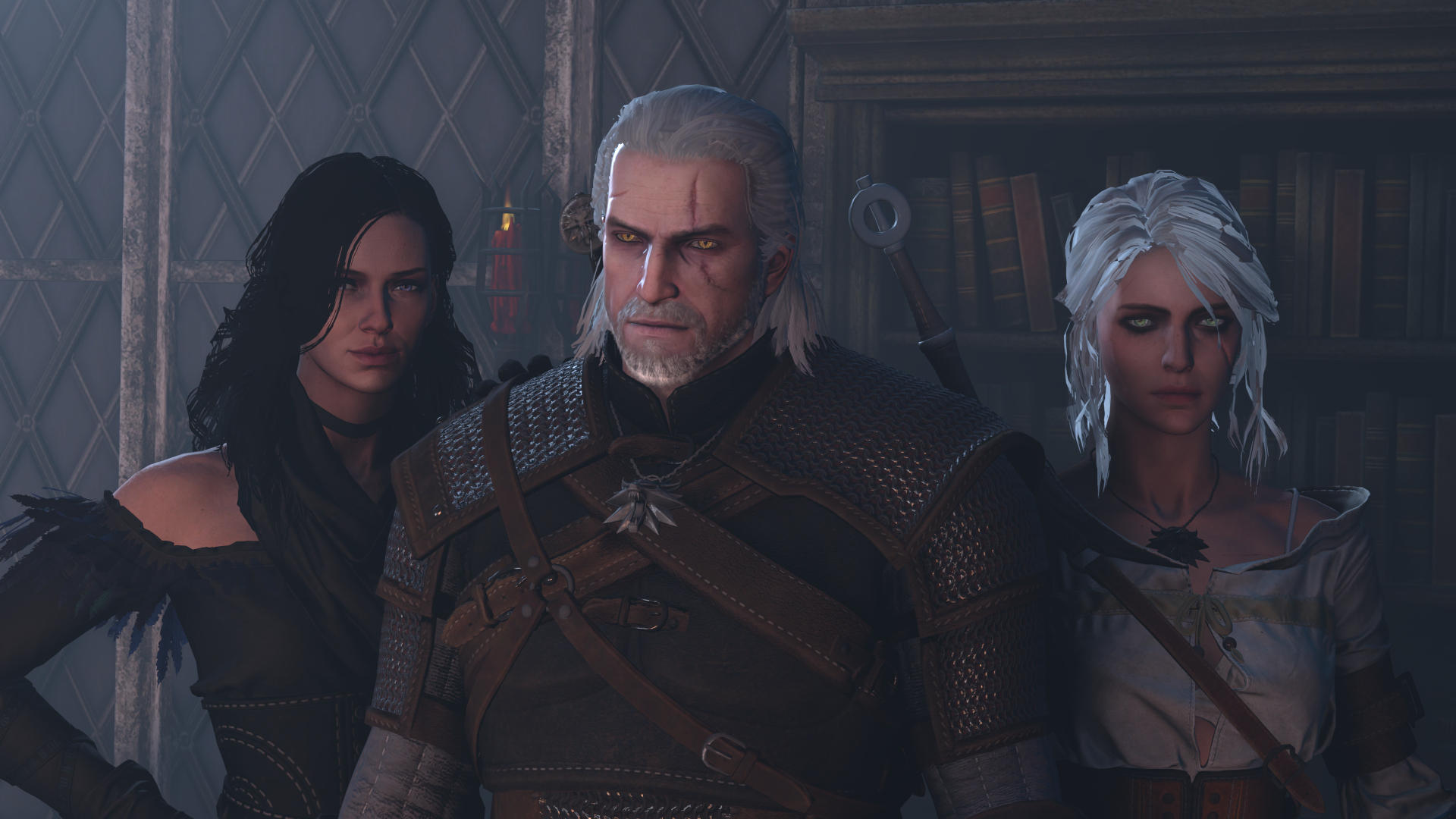 The Witcher 3: Wild Hunt Monster Pack 2 by ShittyHorsey on