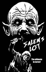 Salem's Lot by colemunrochitty