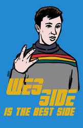 Wes Side by colemunrochitty