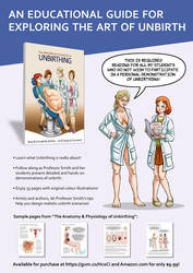 The Anatomy and Physiology of Unbirthing Brochure by Donutwish
