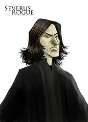 hp - severus rogue by the-evil-legacy