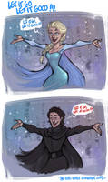 Starwars - Let It Go !!! by the-evil-legacy