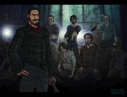 The Walking Dead - Judgment day by the-evil-legacy