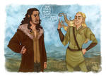 LOTR - I'm worth it ! by the-evil-legacy