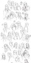 LOTR - Elves by the-evil-legacy