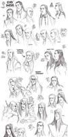 LOTR - Elves 2 by the-evil-legacy