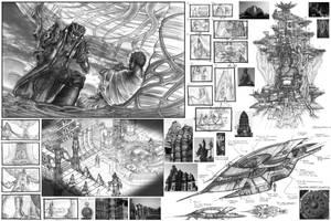 Lord of Light-idea board 2 by jubjubjedi