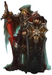 Pontifex Guard - Warhammer 40K by jubjubjedi